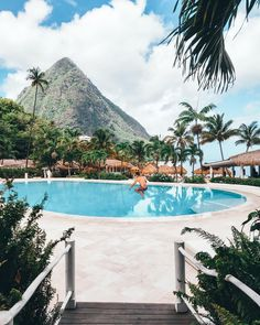 Escape your 9 to 5 and find your peace at Sugar Beach, a beautiful luxury beach resort in St. Lucia, brought to you by Viceroy Hotels and Resorts. St Lucia Caribbean, Caribbean Resort, Luxury Beach Resorts, Hotels And Resorts, Tourism Website, White Sand Beach, Honeymoon Destinations, Trip Advisor, The Good Place