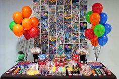 festa diy vingadores - Pesquisa Google