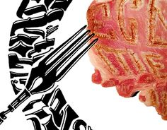 """Check out new work on my @Behance portfolio: """"""""When the ego meets the meat"""" - Massoneria creativa"""" http://be.net/gallery/43985711/When-the-ego-meets-the-meat-Massoneria-creativa"""
