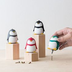 Penguin Shaped Portable Screwdriver