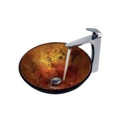 @Overstock - The distinctive bowl of this vessel sink recalls the melding colors of a fiery, gold sunset. The sink is matched by an elegant, round-edged faucet with a solid-brass construction and polished chrome finish.http://www.overstock.com/Home-Garden/Vigo-Eastern-Sun-Vessel-Sink-and-Faucet-Combo/5735231/product.html?CID=214117 Add to cart to see special price   The Giovanni Guest Room