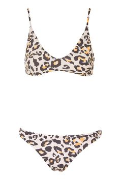 347ce4e223a **Leopard Bikini Set by Somedays Lovin' - Clothing- Topshop Europe Leopard  Bikini