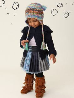 Wee People Fairies Hat at Free People Clothing Boutique Bohemian Style Men, Bohemian Kids, Hippie Kids, Hippie Baby, Bohemian Style Clothing, Boho Girl, Boho Baby, Girly Girl, Little Kid Fashion
