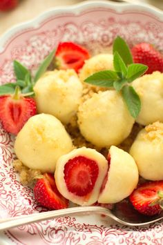 Fruit Recipes, Fruit Salad, Food Dishes, Food And Drink, Meals, Dinner, Cooking, Healthy, Pierogi