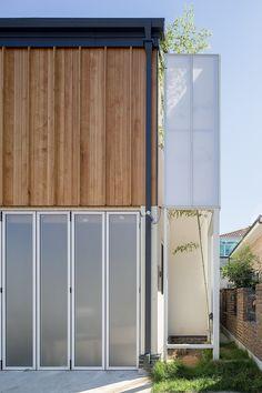 3대가 함께 살아가는 집   1boon Tiny House, Garage Doors, Exterior, Outdoor Decor, Concept, Home Decor, House, Decoration Home, Room Decor