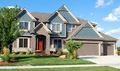 House Plan 99386 | Cottage Craftsman Traditional Plan with 3669 Sq. Ft., 4 Bedrooms, 4 Bathrooms, 3 Car Garage