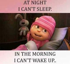 Life cant sleep