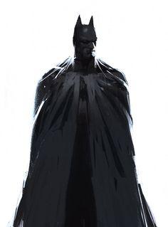 Batman Concepts and Illustrations I