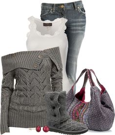 """""""Suzie Warm & Snuggly"""" by jewhite76 ❤ liked on Polyvore"""
