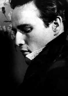 "Marlon Brando in ""On The Waterfront"" (1954)"