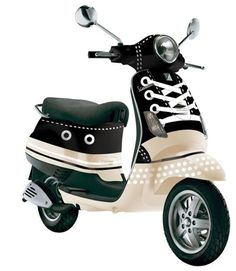 Third time lucky for Art Vespa entrant | Design Indaba
