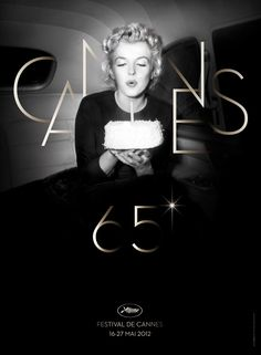 Marilyn Monroe - official symbol of this year's Cannes Film Festival