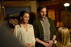 Silas Weir Mitchell and Bree Turner in Grimm Grimm Tv Series, Grimm Tv Show, Bree Turner, Grimm Season, Best Tv Couples, Den Of Geek, Grimm Fairy Tales, Popular Shows, Tv Episodes