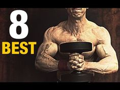 8 Best Dumbbell Exercises Ever (HIT EVERY MUSCLE!) - YouTube