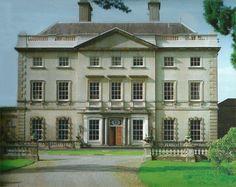 Abbeyleix House, Co. Laois, Ireland, 1773.