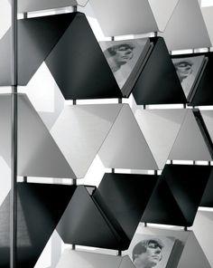 estanteria cattelan italia Estanterias de Diseño que Enamoran