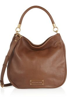 Too Hot to Handle leather shoulder bag by Marc by Marc Jacobs