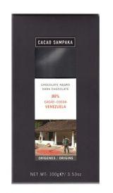 C Sampaka 100g. Ciocolata neagra 86% cacao Venezuela Venezuela