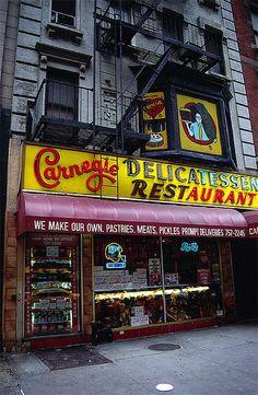 Carnegie Deli  best restaurant in #NewYork City | #Luxury #Travel Gateway VIPsAccess.com massage is good