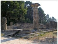 The Myths surrounding the Sanctuary of Olympia, the Olympic Games, and Herakles!!