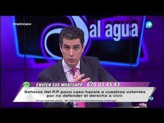 el gato al agua , Presentado por Gonzalo Bans, se emite de lunes a viernes de 22:00 a 00:00h en Intereconomía TV.,,!!!!!! | Saber te  hace  libre..SOPLOS DE VIDA