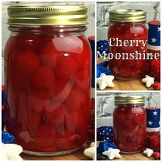 Strawberry Moonshine Recipe, Strawberry Banana Milkshake, Homemade Alcohol, Homemade Liquor, Moonshine Cocktails, Peach Moonshine, Homemade Moonshine, Alcohol Drink Recipes, Whiskey Recipes