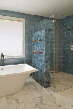 modern bathroom by Banducci Associates Architects, Inc.