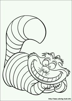 Alice In Wonderland Coloring Pages Caterpillar | alice in wonder;and ...