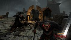 Screenshots from new videogame - Warhammer: End Times - Vermintide. So far what I see, it's going to be great!