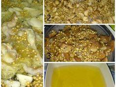 Resep Minyak Untuk Mi Ayam (Minyak Ayam) favorit. Ini bener-bener resep warisan ibu Noddle Recipes, Roti Canai Recipe, Chinese Dishes Recipes, China Food, Indonesian Food, Food Menu, Food Dishes, I Foods, Love Food