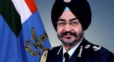 Mathura: Air Chief Marshal B S Dhanoa on Saturday visited the Air Force station in Agra where he flew onboard an AWACS aircraft. Accompanied by his wife Kamalpreet Dhanoa, the Chief of Air Staff's visit to the Air Force station will continue till tomorrow. Read More: Amry Chief Bipin Rawat...