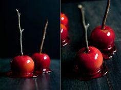 Magic Wishing Candy Apples
