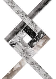 """Merge"" artprint by Kristina Krogh / www.kkrogh.dk"
