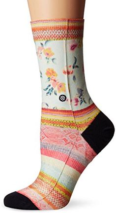 Stance Women's Lima Lights Floral Stripe Arch Support Tom... https://www.amazon.com/dp/B01ESSZBVM/ref=cm_sw_r_pi_dp_x_hmsmyb4XZ8WE7