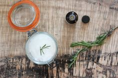 Nutrition Stripped | Rosemary Hair Mask // Natural Beauty Series | http://nutritionstripped.com
