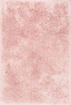 Loloi Celeste Shag Area Rug - This Blush rug would make a wonderful addition to any room. Orange Carpet, Pink Carpet, White Carpet, Green Carpet, Patterned Carpet, Carpet Colors, Bedroom Carpet, Living Room Carpet, Carpet Decor