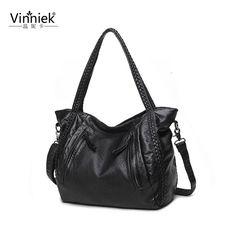 1874457379 Fashion Winter Big Women Bags Female Casual Totes Famous Brand Large  Handbags Luxury Designer Messenger High