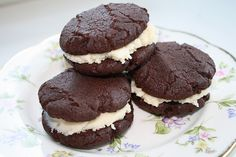 homemade oreos.