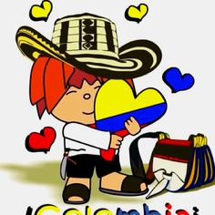 Te Quiere Colombian People, Colombian Culture, Colombian Art, Colombian Women, Monster Garage, Frida Art, Colombia South America, How To Speak Spanish, My Land