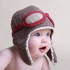 Flyers hat baby beanie, I'd modify for adult accordingly if u crochet from picture given :)