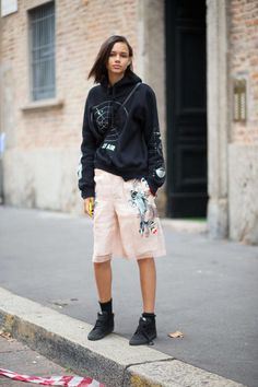 Street Style Trends Fashion Week Spring 2015 - Street Style 2015