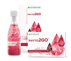 Stay hydrated with Phyto2GO