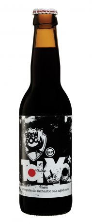 Tokyo - BrewDog - This imperial stout is brewed with copious amounts of speciality malts, jasmine and cranberries. After fermentation we then dry-hop this killer stout with a bucketload of our favourite hops before carefully ageing the beer on French toasted oak chips.