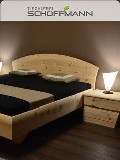 aus massiver Zirbe, Holz aus Kärntner Nockbergen, metallfrei Toddler Bed, Table, Furniture, Home Decor, Bed, Timber Wood, Child Bed, Decoration Home, Room Decor