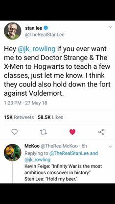 That would be SO epic!!!!! Make it happen Stan, I repeat , make it happen.