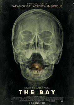 #TheBay - Poster italiano del thriller/horror diretto dal regista premio Oscar Barry Levinson, al cinema dal 6 GIUGNO.