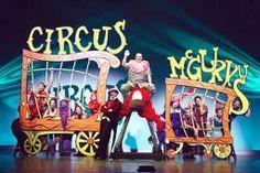 Circus McGurkus train