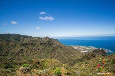 Punta Hidalgo desde Aguaide #tenerife #anaga   #hikingtenerife #hiking #trekking #landscape #outdoors  #fotostenerife  #tenerifesenderos #senderismo #skylovers #naturlovers #sky #nature #IslasCanarias