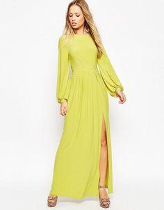 Vestidos de fiesta verdes 2016: Resalta tu belleza en la próxima boda Image: 2