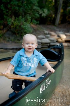 On the river at Adventures Unlimited!  Jessica Whittle Photography